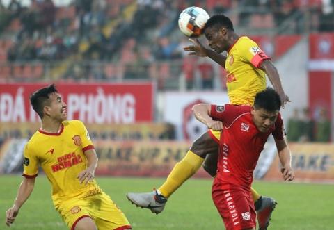 Hoc tro thay Park ghi ban, choi hay nhat tran Hai Phong gap Nam Dinh hinh anh 2