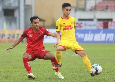 Hoc tro thay Park ghi ban, choi hay nhat tran Hai Phong gap Nam Dinh hinh anh 4