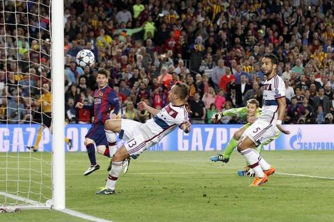 8 that bai muoi mat cua Pep Guardiola o Champions League hinh anh 3