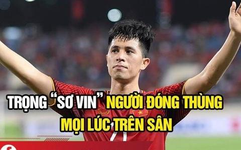 Biệt danh hài hước của bộ ba hậu vệ Việt Nam tại AFF Cup 2018