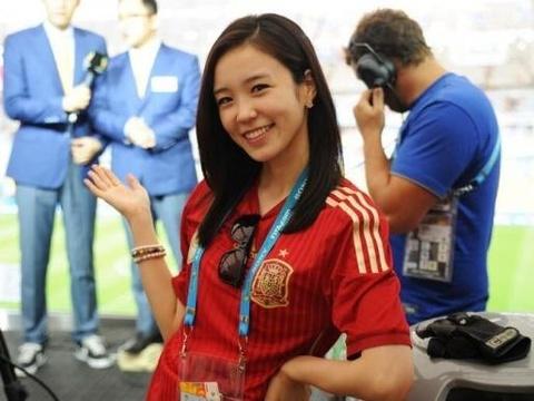 MC Han Quoc tung gay chu y tai World Cup 2014 muon tham lai Viet Nam hinh anh