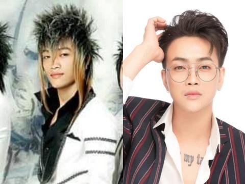 9 anh chàng nổi tiếng 'lột xác' sau 10 năm nhờ tăng cân, đổi kiểu tóc