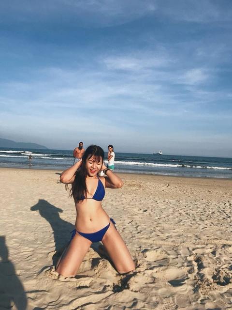 Yen Xuan: Tu hot girl phong tap den ban gai tin don cua Lam Tay hinh anh 8