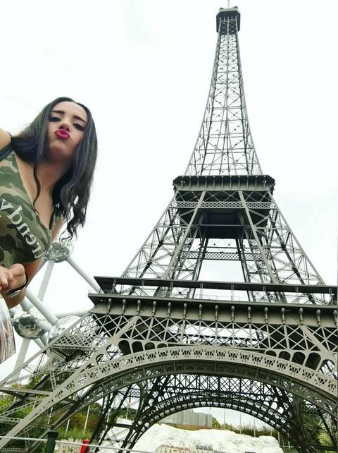 Khong den Phap van co the check-in voi nhung phien ban Eiffel nay hinh anh 15