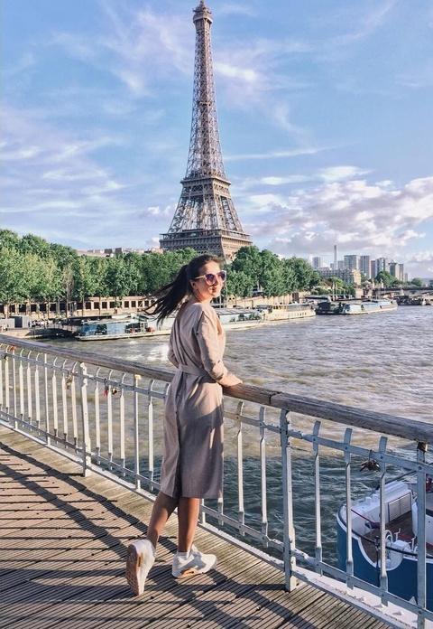 Khong den Phap van co the check-in voi nhung phien ban Eiffel nay hinh anh 5