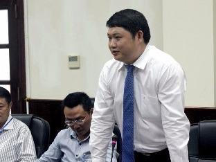 Nguyen tong giam doc PVTex tu y nghi di chua benh hinh anh