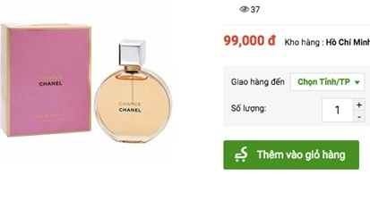 Rolex 200.000 dong, Chanel 99.000 dong ngap cho dien tu Viet hinh anh