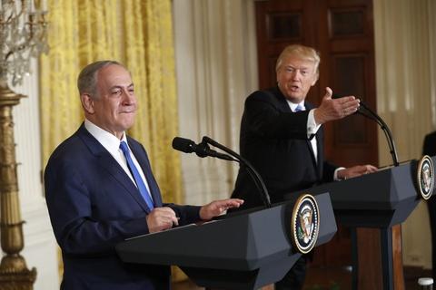 Trump co the den dat thanh Jerusalem du khanh thanh DSQ My hinh anh