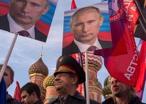 18 nam lanh dao nuoc Nga va lam thay doi the gioi cua ong Putin hinh anh 4