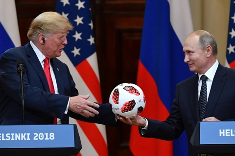Putin khang dinh Nga khong can thiep bau cu My hinh anh