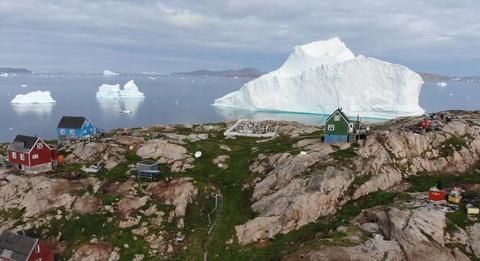 Bang troi 11 trieu tan de doa dan lang Greenland hinh anh 7