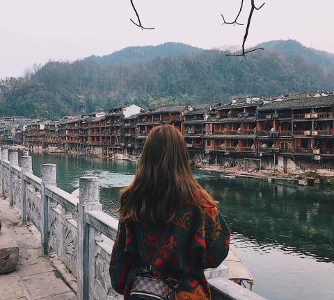#Mytour: Kham pha Phuong Hoang Co Tran mot minh cung co gai 9X hinh anh 1