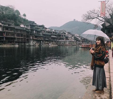 #Mytour: Kham pha Phuong Hoang Co Tran mot minh cung co gai 9X hinh anh 3