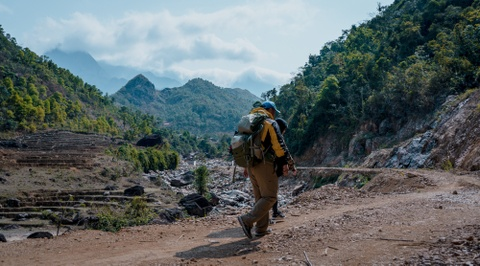 Nhung cung duong trekking dep nhung nguy hiem tai Viet Nam hinh anh 11