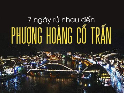 #MyTour: 7 ngay ru nhau den Phuong Hoang Co Tran hinh anh