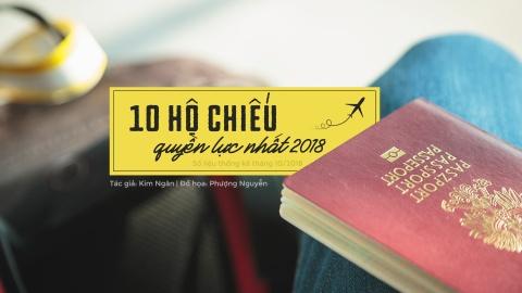 10 ho chieu quyen luc nhat the gioi nam 2018 hinh anh 1