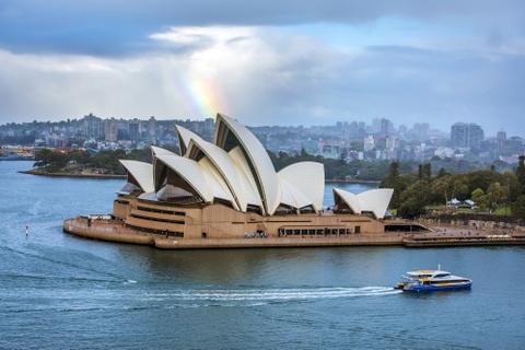 Australia va ky niem ve nhung khung troi mong mo hinh anh 1