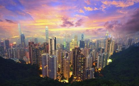 Hong Kong la thanh pho diem den hang dau the gioi nam 2018 hinh anh