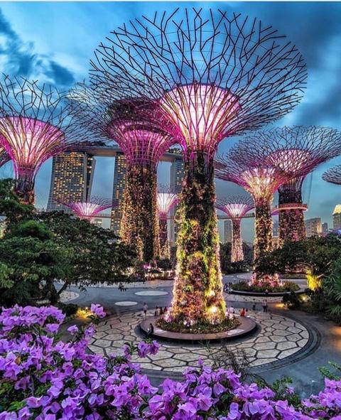 Thoi tiet dip Tet Nguyen dan: Thai Lan nang dep, Singapore co mua hinh anh 21