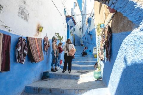Thanh pho xanh o Morocco noi nhu con nho Instagram hinh anh 16
