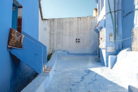 Thanh pho xanh o Morocco noi nhu con nho Instagram hinh anh 20