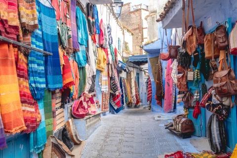 Thanh pho xanh o Morocco noi nhu con nho Instagram hinh anh 2