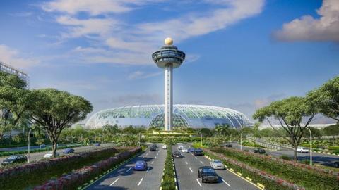 Changi va nhung san bay tot nhat the gioi nam 2019 hinh anh 2