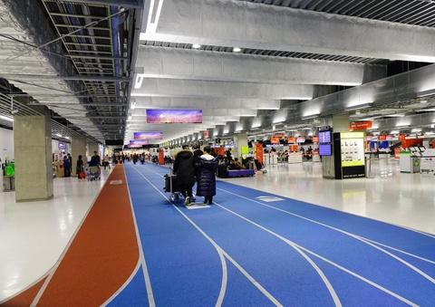 Changi va nhung san bay tot nhat the gioi nam 2019 hinh anh 10