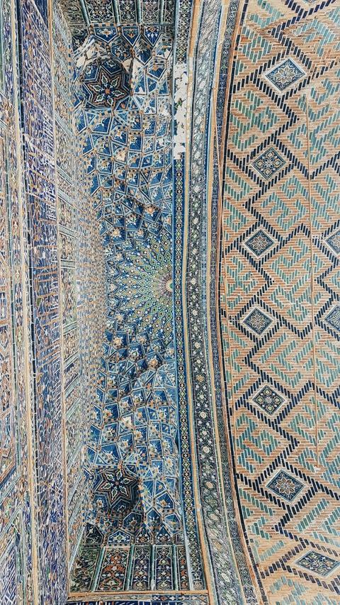 #Mytour: Uzbekistan va hanh trinh 13 ngay men theo Con duong To Lua hinh anh 19