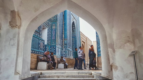 #Mytour: Uzbekistan va hanh trinh 13 ngay men theo Con duong To Lua hinh anh 17
