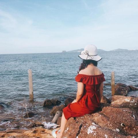 Nghi le khong kip di xa, tranh nong ngay tai cac bai bien quanh Ha Noi hinh anh 18