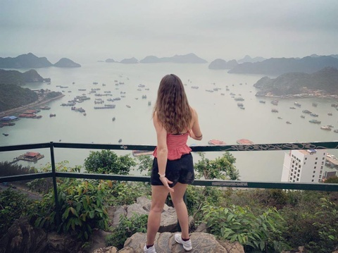 Nghi le khong kip di xa, tranh nong ngay tai cac bai bien quanh Ha Noi hinh anh 21
