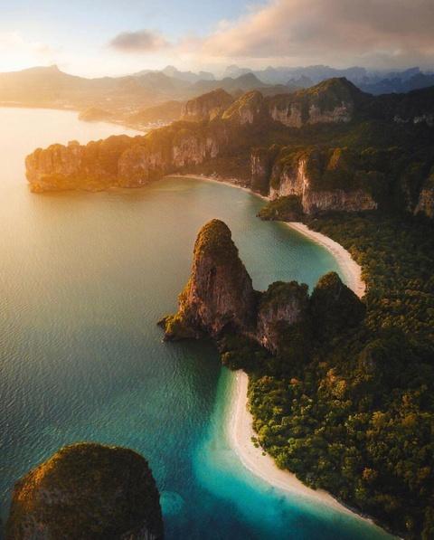 Krabi và những bãi biển đẹp nhất Thái Lan