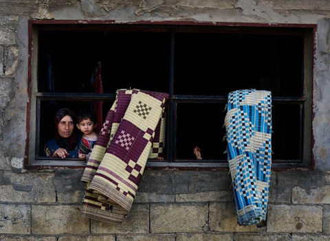 Nguoi Syria song luu vong tai Lebanon: Nhung manh doi trai nguoc hinh anh