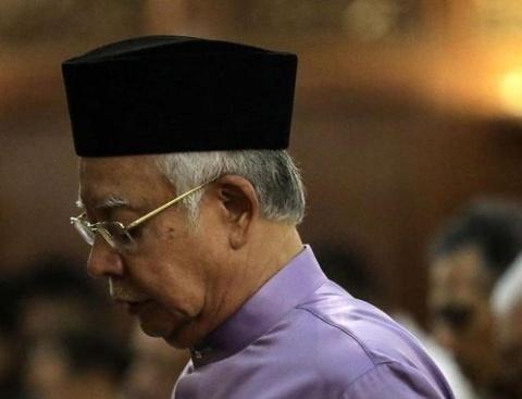 Malaysia trieu tap cuu thu tuong dinh be boi tham nhung hinh anh