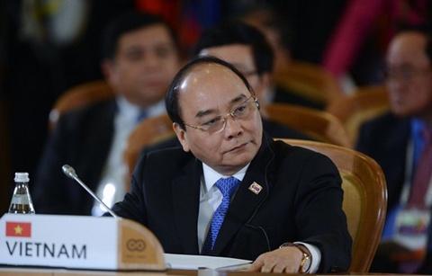 Thu tuong: 'Bien Dong phai la vung bien hoa binh, an toan' hinh anh