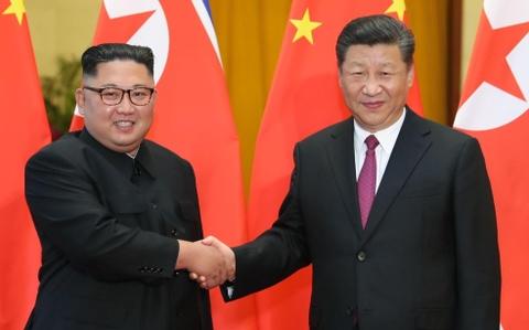 KCNA: Trieu-Trung thao luan tuong lai moi va hoa binh thuc chat hinh anh