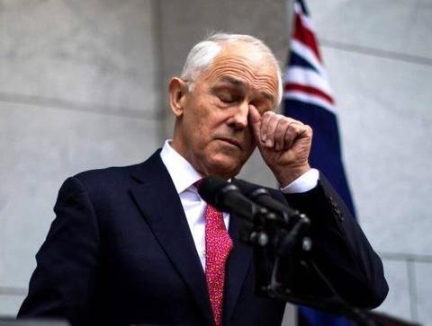 Thu tuong Australia doi mat voi thach thuc quyen luc lien tiep hinh anh