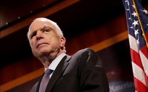 'John McCain, con su tu cuoi cung cua Thuong vien My' hinh anh