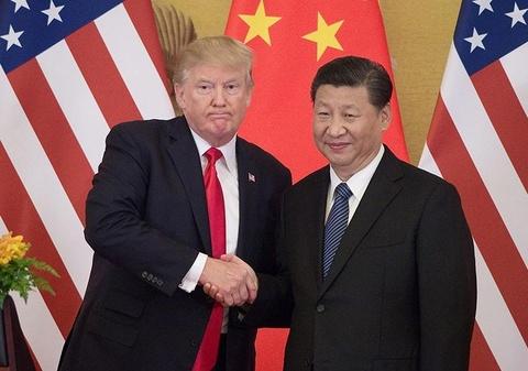 TT Trump va ong Tap dong y gap mat ben le hoi nghi G20 hinh anh