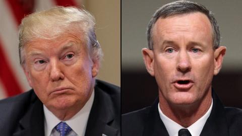 Trump dau khau voi do doc chi huy chien dich tieu diet Osama bin Laden hinh anh