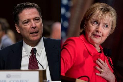 NYT: TT Trump tung muon truy to ba Hillary va cuu giam doc FBI hinh anh