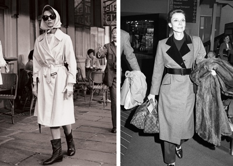 'Copy' phong cach thoi trang cua Audrey Hepburn de mac dep quanh nam hinh anh 4