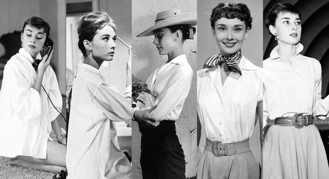 'Copy' phong cach thoi trang cua Audrey Hepburn de mac dep quanh nam hinh anh 5