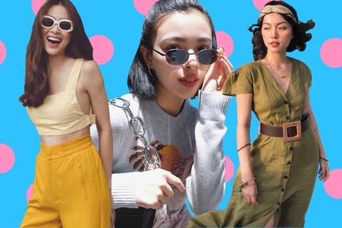 Mặc gì để tạo dáng chụp hình đẹp như fashionista Việt và quốc tế?