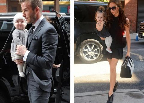 Harper Beckham - ban sao nhi cua me Vic nho gu thoi trang sanh dieu hinh anh 7