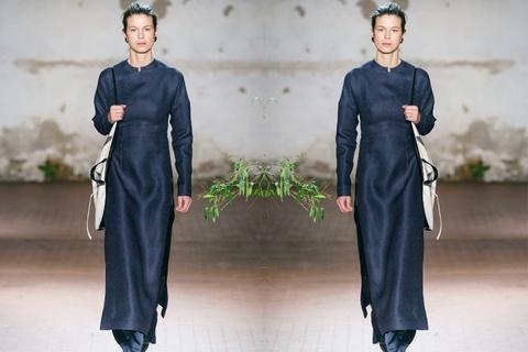 Xôn xao áo dài Việt Nam sẽ trở thành xu hướng thời trang thế giới