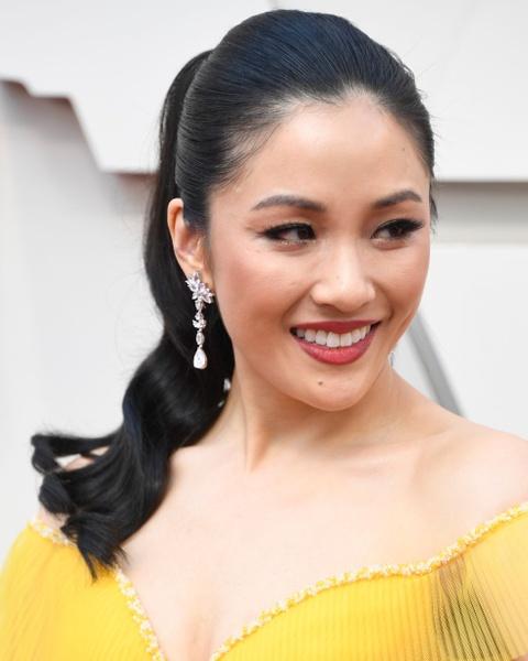 Tong son nude 'chiem song' tai tham do Oscar 2019 hinh anh 2