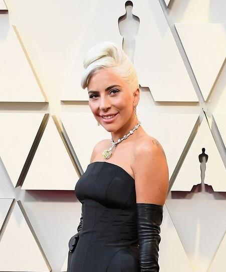Tong son nude 'chiem song' tai tham do Oscar 2019 hinh anh 6