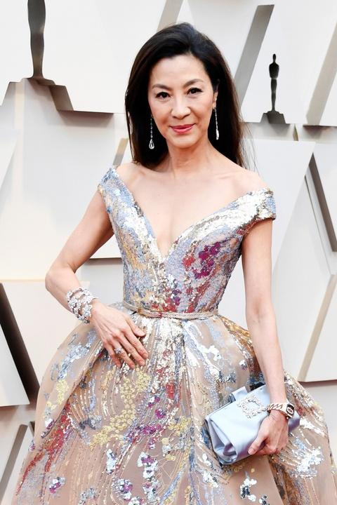 Tong son nude 'chiem song' tai tham do Oscar 2019 hinh anh 7